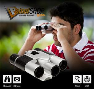 ZoomCam: Fotos de longe com o Binóculo ZoomCam