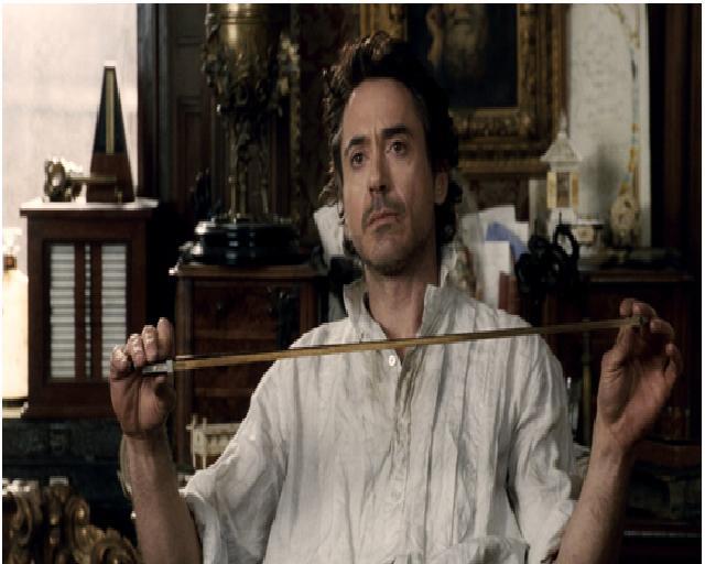 Sherlock Holmes nos Dias de Hoje