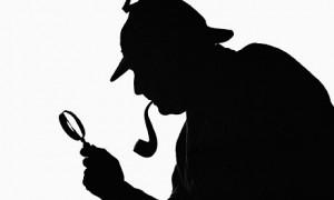 Equipamentos de espionagem - As Características de Sherlock Holmes