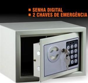 Cofre Eletrônico Digital