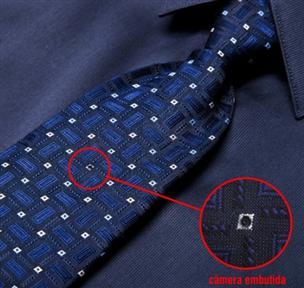 gravata espia